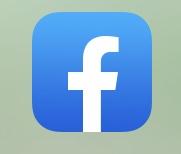 Facebookアプリのアイコン